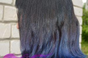 Можно ли красить антоцианином темные волосы